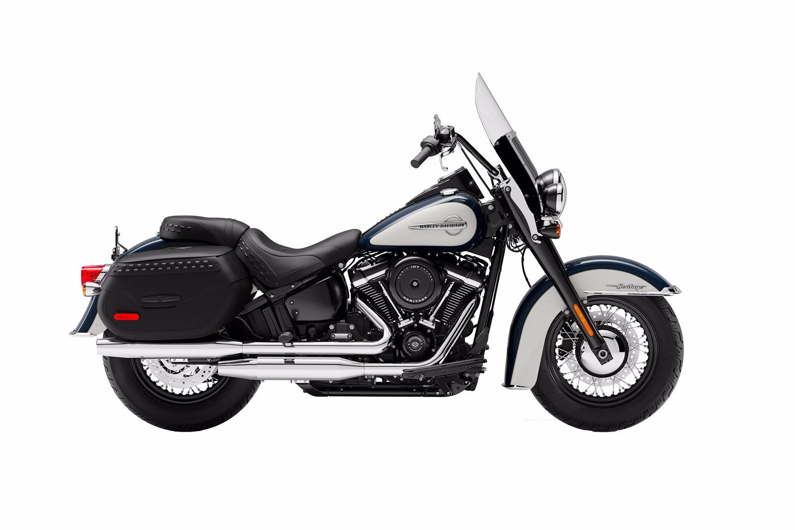 New 2019 Harley-Davidson Softail Heritage Classic FLHC