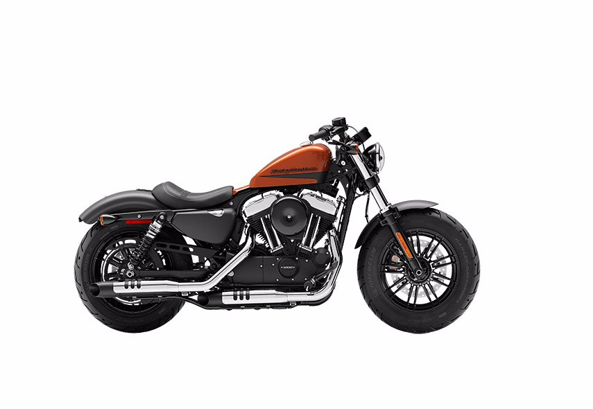 New 2019 Harley-Davidson Sportster Forty-Eight XL1200X