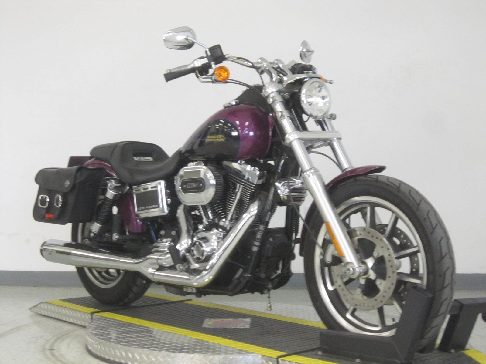 Pre Owned 2016 Harley Davidson Dyna Low Rider Fxdl