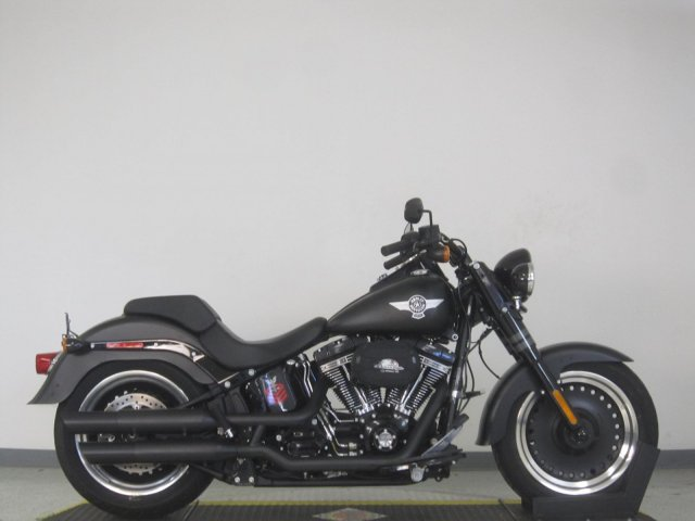 Pre-Owned 2017 Harley-Davidson Softail Fat Boy S FLSTFBS Softail in