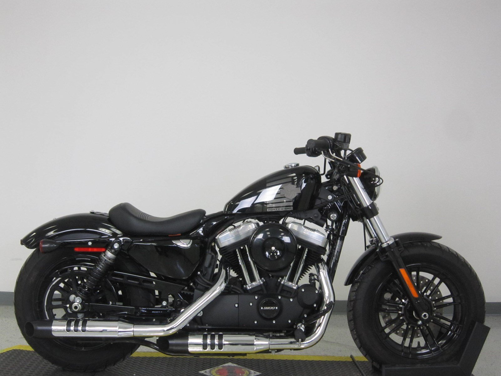 Pre Owned 2017 Harley Davidson Sportster Forty Eight XL1200X