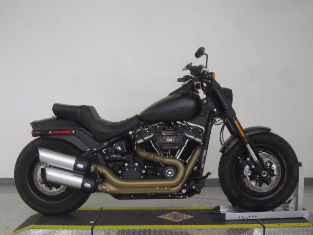 Pre-Owned 2019 Harley-Davidson Softail Fat Bob 114 FXFBS