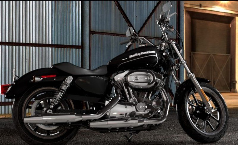 new 2016 harley davidson sportster 883 superlow xl883l. Black Bedroom Furniture Sets. Home Design Ideas