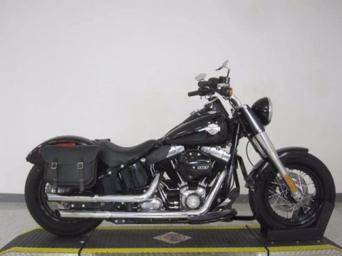 Pre-Owned 2016 Harley-Davidson Softail Slim FLS