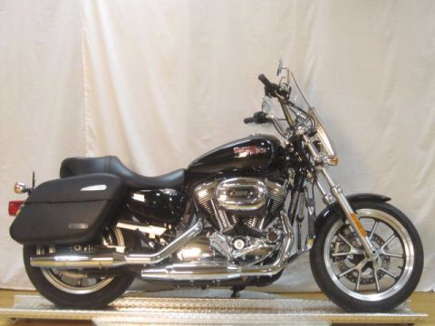 Pre-Owned 2016 Harley-Davidson Sportster Superlow 1200T XL1200T