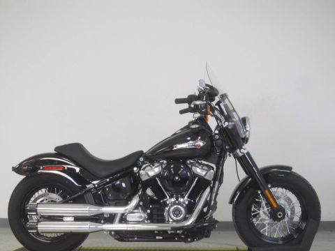 Pre-Owned 2018 Harley-Davidson Softail Slim FLSL