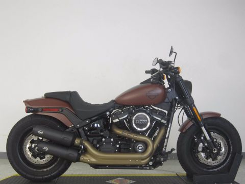 Pre-Owned 2018 Harley-Davidson Softail Fat Bob FXFB