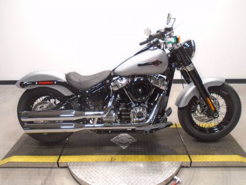 New 2020 Harley-Davidson Softail Slim FLSL