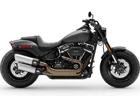 New 2020 Harley-Davidson Softail Fat Bob 114 FXFBS