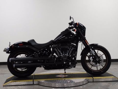 New 2020 Harley-Davidson Softail Low Rider S FXLRS