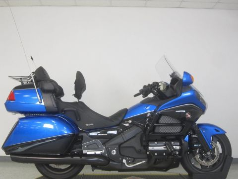 Pre-Owned 2017 Honda Goldwing (ABS)